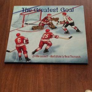 The Greatest Goal Mike Leonetti